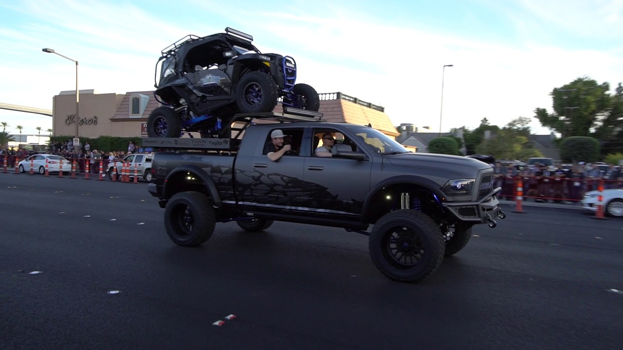 Best Cars And Trucks Of Sema 2017 Part 2