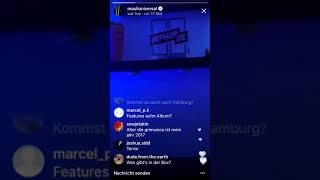 MAULI - Sturm & Halbe Molly (Vorschau Instagram-Livestream)