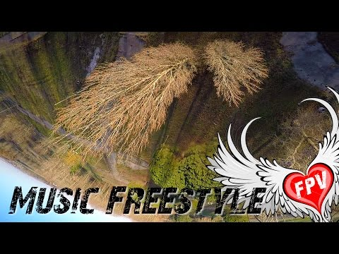 ♫ Music FPV Freestyle ♫ Uncut RAW at Powerloops PRARADISE