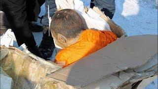 MUMMIFIED MONK IN MEDITATION OF 200 YEARS IS NOT DEAD?
