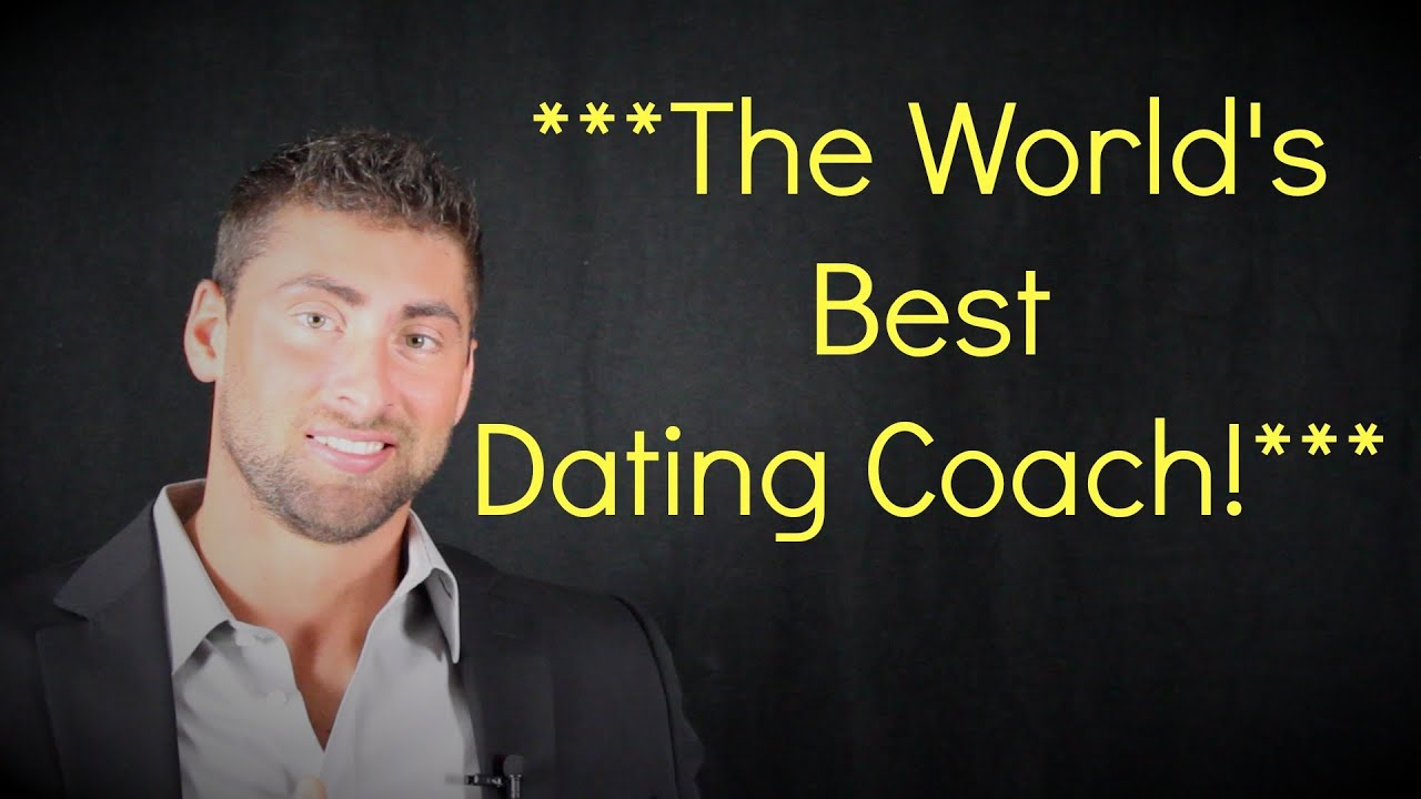 Top dating coaches in the world