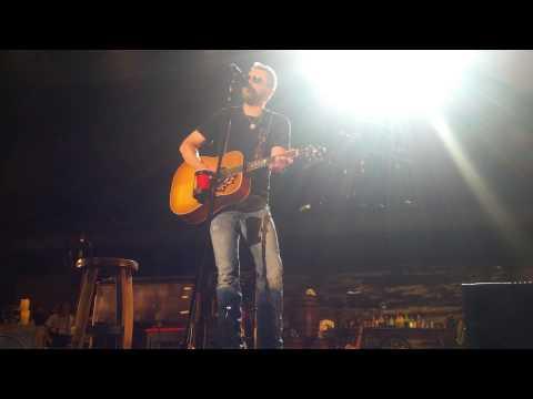 Eric Church - Thunder Road,  Springsteen,  Raise 'em Up (7/31/15) Nashville, Tennessee
