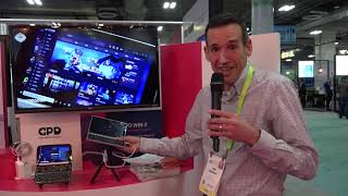 GPD Pocket 2 Handheld Gaming Device at CES 2019