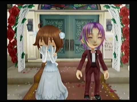 "Harvest Moon: Animal Parade ""Julius - Marriage"" - YouTube"