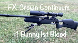 #17 New FX Crown Continuum - 4 Bunnies 1st Time Out