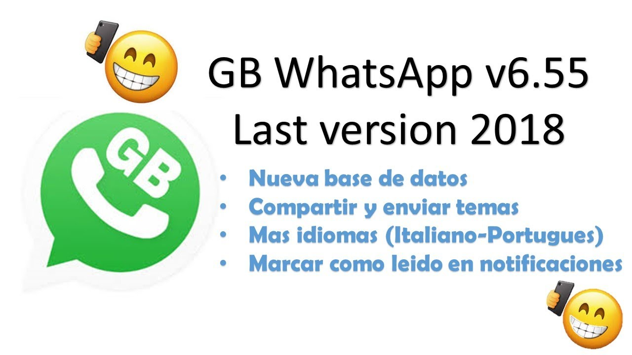 whatsapp gb 6 55 apk