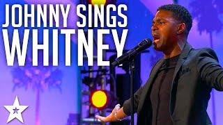 Johnny Manuel Sings Whitney Houston S I Have Nothing On America S Got Talent Got Talent Global