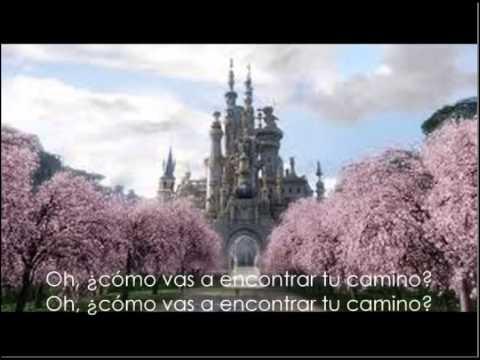 Alicia en el pais de las maravillas-Cancion Traducida al español (Danny Elfman)