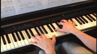 The Goodbye Girl - Theme - Piano