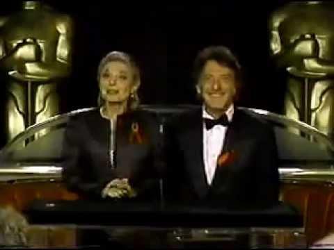 Anne Bancroft & Dustin Hoffman