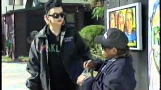 EAZY E Rare VIDEO Interview! NWA www Keep Tube com