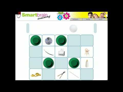 Grolier SmartBrain Training Child Fun Memory Education 7 to 9 years old.wmv