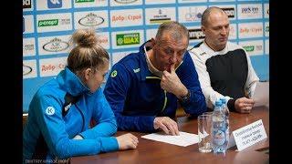 Пресс-конференция. Астраханочка - АГУ-АДЫИФ (31.01.2018)