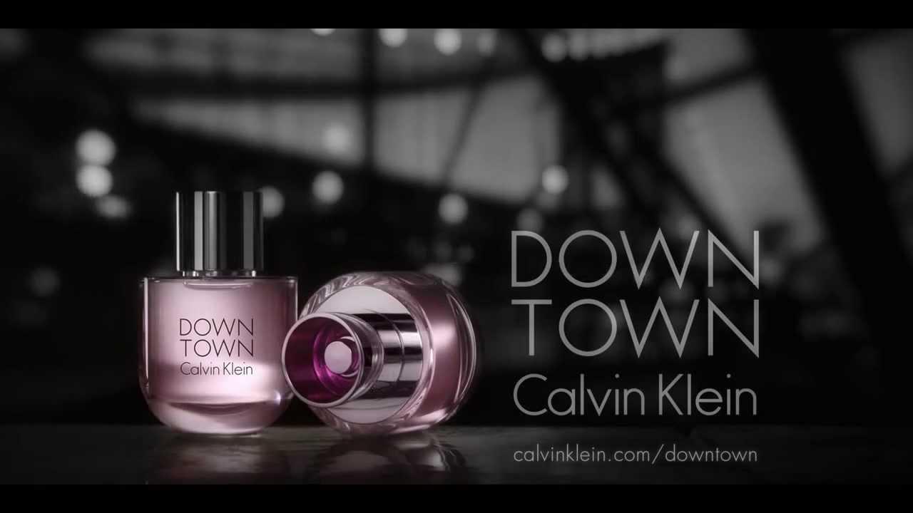 DOWNTOWN - Calvin Klein - YouTube