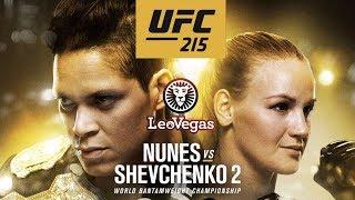 UFC 215: Armin Siggesjös bästa speltips