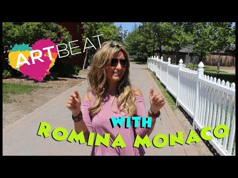 ART BEAT TESTIMONIALS - Romina Monaco