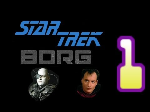 Let's Play Star Trek: Borg (Blind), Part 1 of 5: Q to the... Rescue?