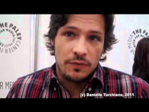 Nick Wechsler talks about young love and 'Revenge'