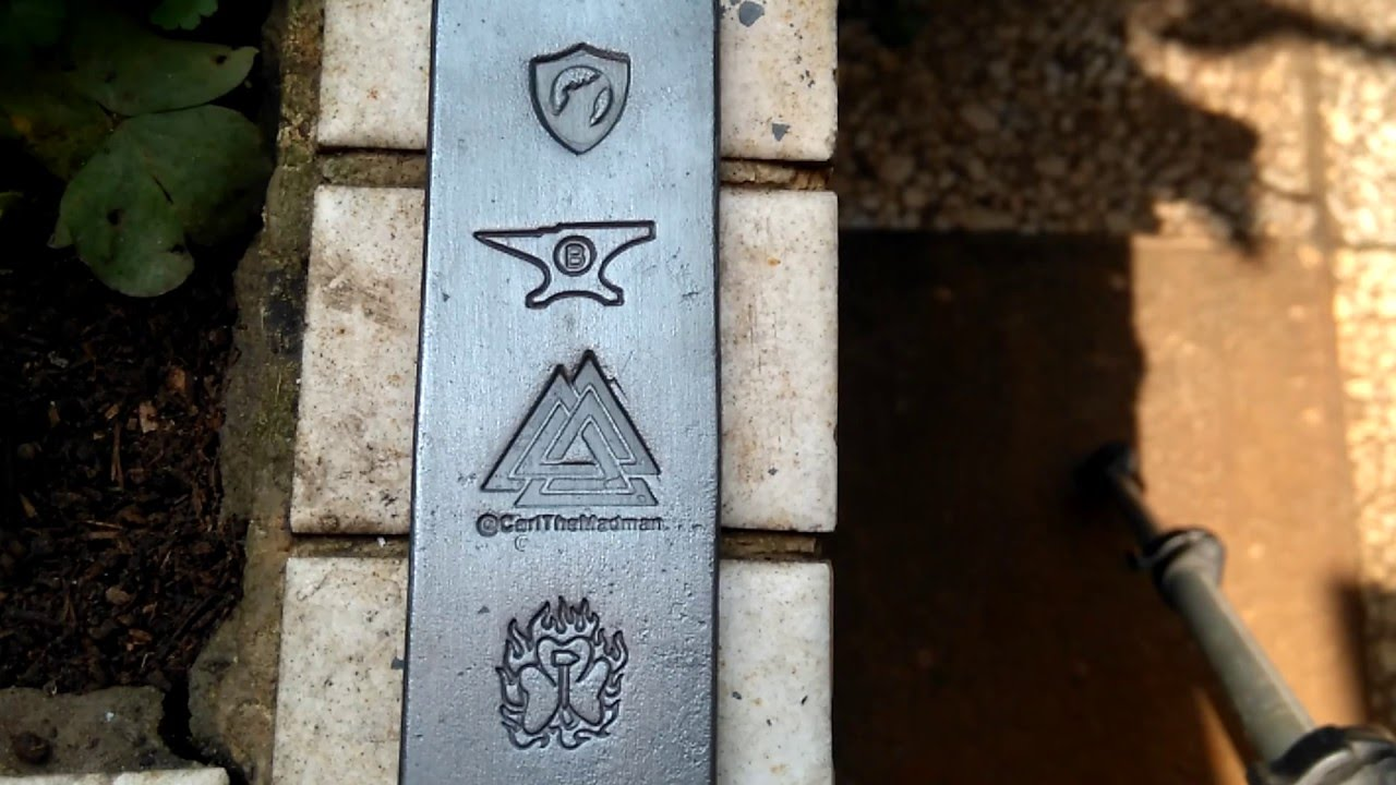 Blacksmithing More Great Touchmarks Logos Makers