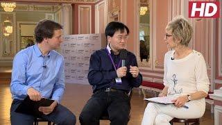 Video #TCH15 - Live Interview: Jian Wang download MP3, 3GP, MP4, WEBM, AVI, FLV Juli 2018