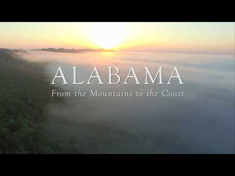Alabama: From the Mountains to the Coast