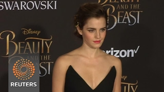 'Beauty and the Beast's' star-studded LA premiere