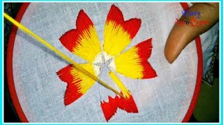 Sewing Hacks - Easy Embroidery Designs - Hand Embroidery Designs - Easy Art & Crafts