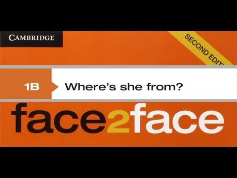 Download face2ace starter 2nd 1B