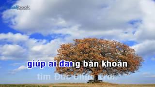 [Karaoke TVCHH] 369- GIÚP AI ĐANG BĂN KHOĂN - Salibook