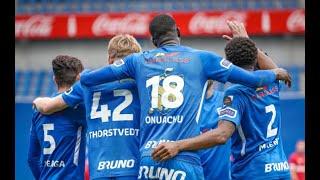 ️ Champions Play Offs Krc Genk Antwerp 4 0 Game Highlights 20 05 2021