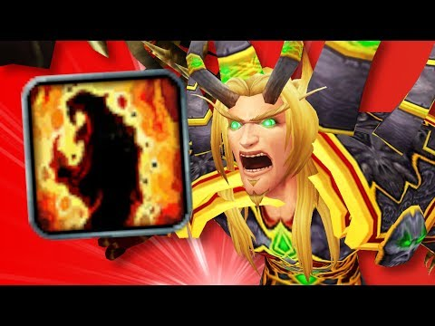 Destro Warlock With An INSANE Dot Build! (5v5 1v1 Duels) - PvP WoW: Battle For Azeroth 8.2