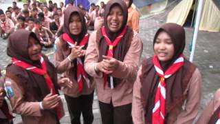 Hot Video lomba yel-yel pramuka