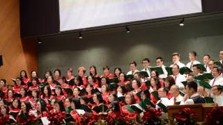 Giáng Sinh 2016 - Vua Bình Yên - Liên Ca Đoàn Thánh Linh Fountain Valley