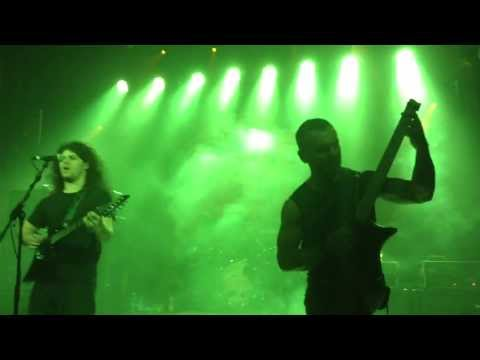 Death - Spiritual Healing - Live in Vienna / Austria - 11/16/2013 - Death To All European Tour 2013