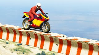 IMPOSSIBLE BIKE PARKOUR! (GTA 5 Funny Moments)(GTA 5 Funny Moments playing Modded GTA 5 Funny Races! Enjoyed GTA 5 Funny moments? ▻ Subscribe: http://goo.gl/RnE9oB ▻ Jelly Store: ..., 2016-02-07T20:30:00.000Z)