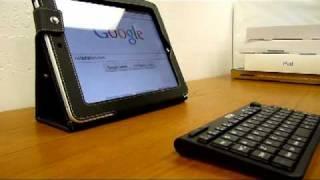 dsi bluetooth ipad keyboard wkb 1500 demo