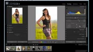 Adobe Photoshop Lightroom - Clarity, Vibrance, Saturation