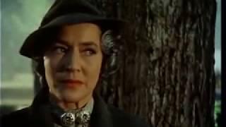 Begravningsscenen i Mannekäng i rött (1958)