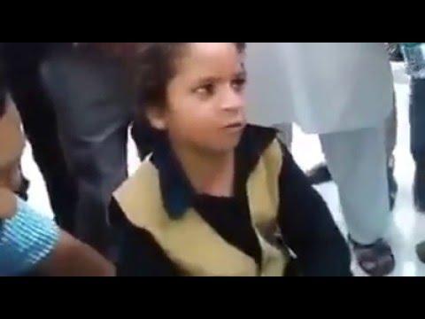 A Kid Sings Teri ankho ke dariya ka utarna...