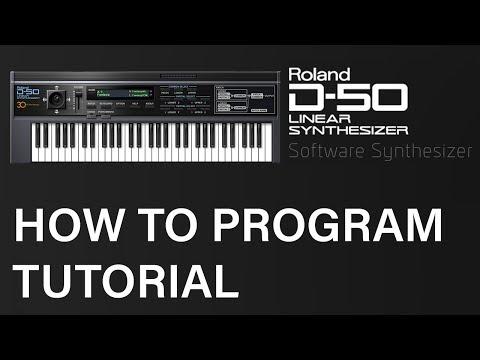 The Roland D-50 | 🎶