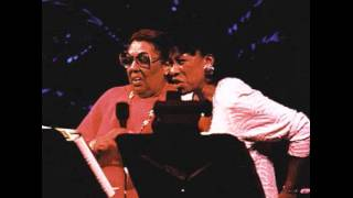 Carmen McRae Betty Carter - Stolen Moments