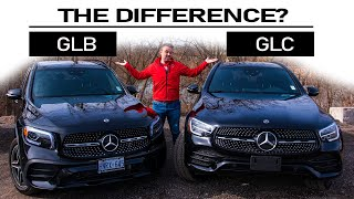 2020 Mercedes Benz GLB vs 2020 GLC | One Is Going To Be Really HOT!!!