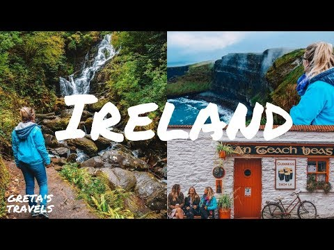 BEST OF IRELAND - Killarney National Park, A Taste Of West Cork, Cliffs Of Moher, Galway and Dublin!