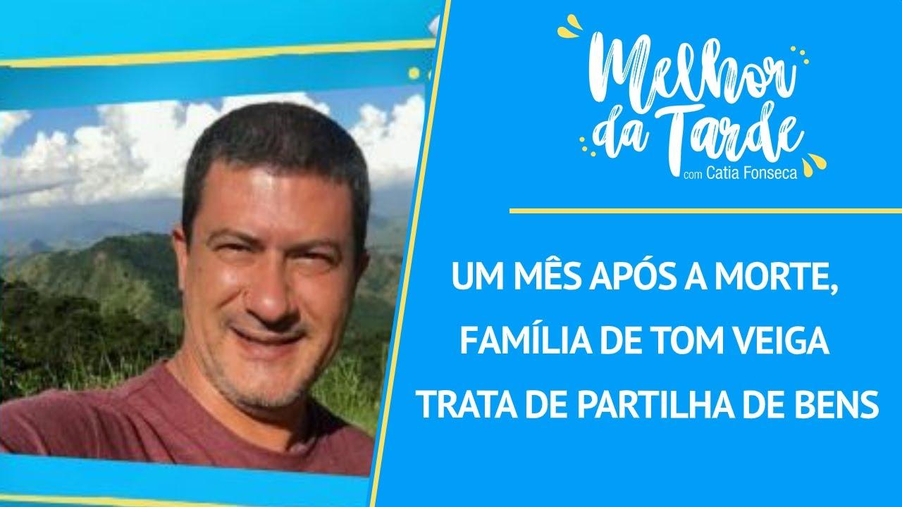 Um mês após a morte, família de Tom Veiga trata de partilha de bens | MELHOR DA TARDE
