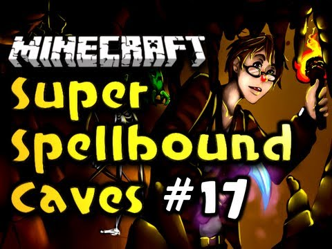 "Minecraft Super Spellbound Caves Ep. 17 - ""Into the Nether Breach"" (HD)"