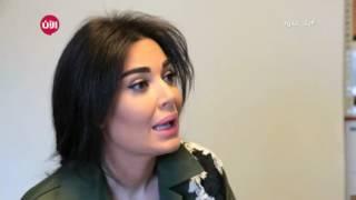 سيرين عبد النور في زيارة لمؤسسة الدفاع المدني