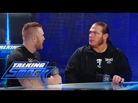 Rhyno walks out on Heath Slater: WWE Talking Smack, Dec. 6, 2016