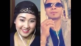 Smule Hot Khmer/ขอใจเธอแลกเบอร์โทร - หญิงลี ศรีจุมพล/khmer vs thailand