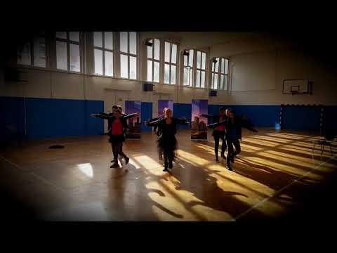Street Dance Kosovska Mitrovica - Practice