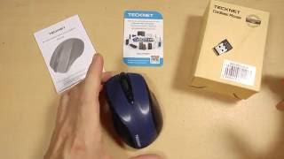 Get This Wireless Mouse on Amazon: http://www.amazon.com/dp/B015NBTNHQ/?tag=technet-mouse-20 Wireless mice have come a long way since back in the ...